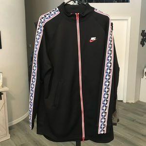 Nike basketball/ track jacket
